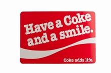 Placemat Coca Cola